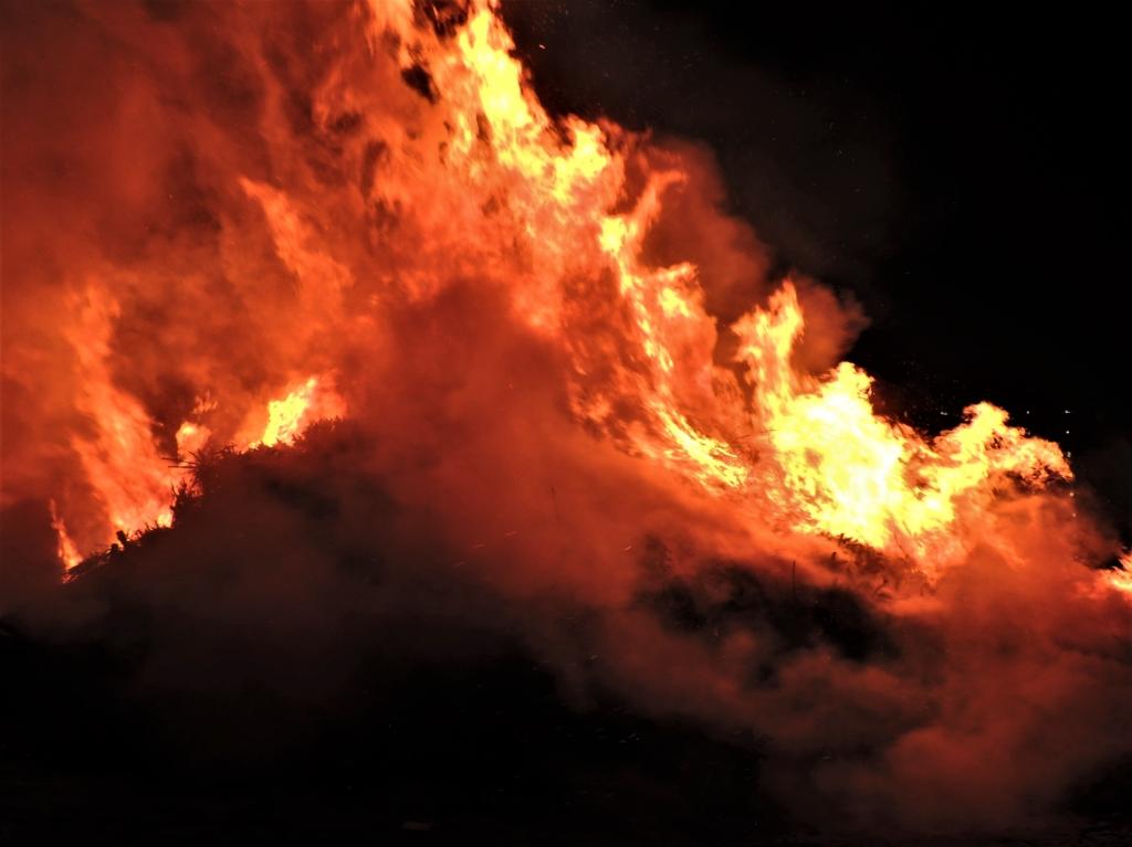 Verbranden Hans Blomvliet © BDU media