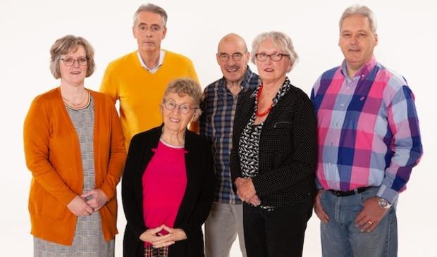 De leden van de Parkinson Vereniging