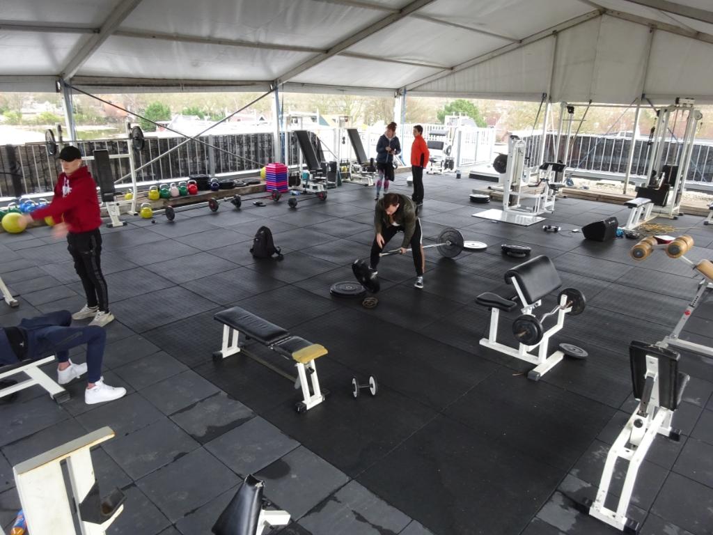 Trainingsplek Co van Duijkeren © BDU media