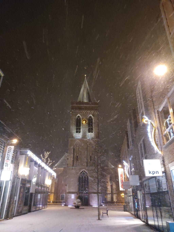 <p>De Oude Kerk in Ede Centrum.</p> <p>Wouter Dekker</p> © BDU Media