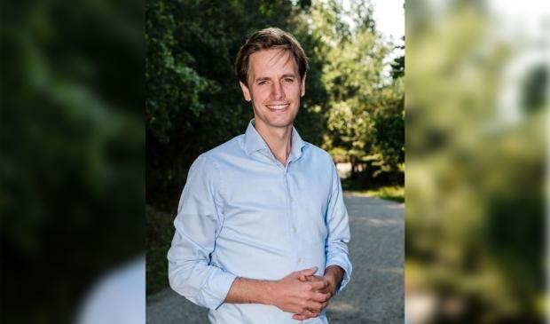 Lijsttrekker Laurens Dassen