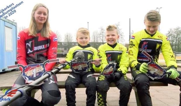 <p><strong>Twan Klaassen</strong> (BMX) werd tweede bij het Nederlands Kampioenschap.</p>