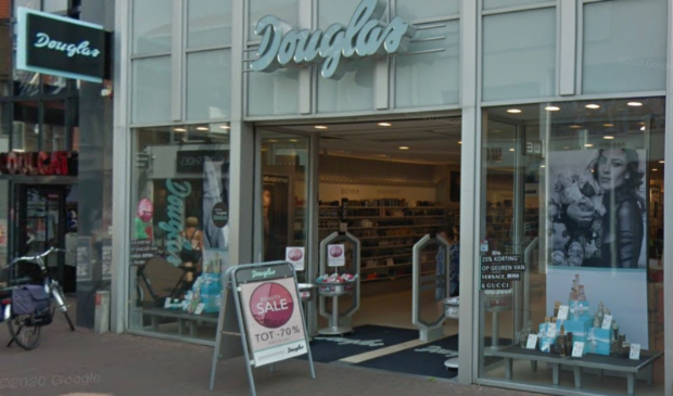 <p>In Ede is Douglas gevestigd aan de Grotestraat 22.&nbsp;</p>