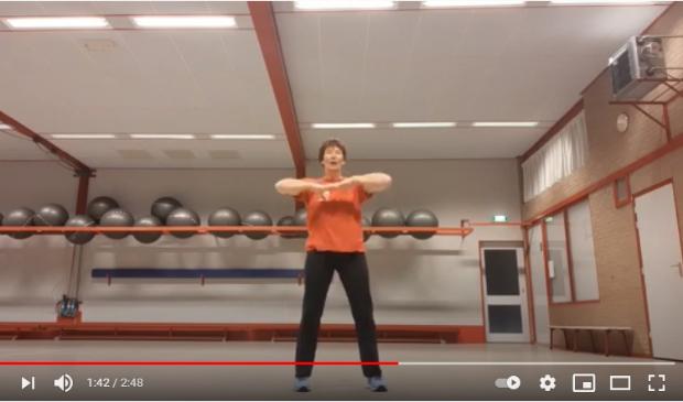 Instructie dans OKK voor lln Rehobothschool