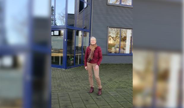 <p>Roos Hordijk houdt als co&ouml;rdinator bij de Voedselbank Ede bij wat er allemaal gebeurt en wat er geregeld moet worden.</p>