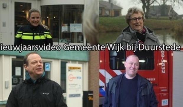 Nieuwjaarsboodschap vanuit de gemeente Wijk bij Duurstede