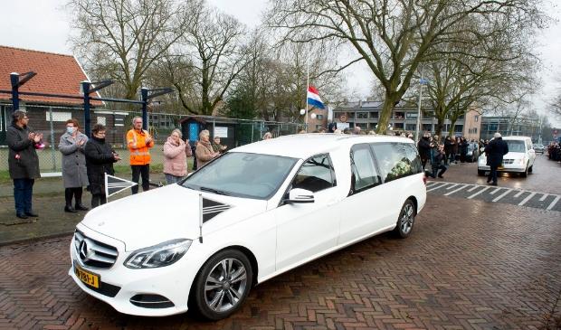 Afscheid Manie ter Wal Speeltuin vereniging in Soesterkwartier