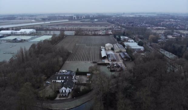 De locatie Hoge Hoffweg