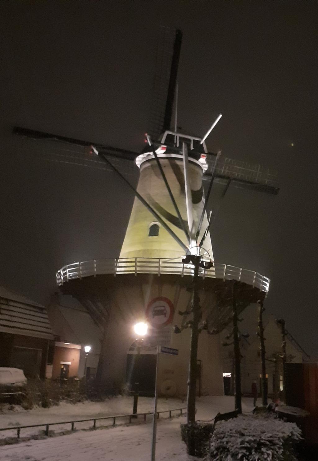 <p>De molen in Cothen</p> <p>Riny van Batenburg</p> © BDU media