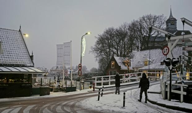 Kerkbrug en Amstelkerk