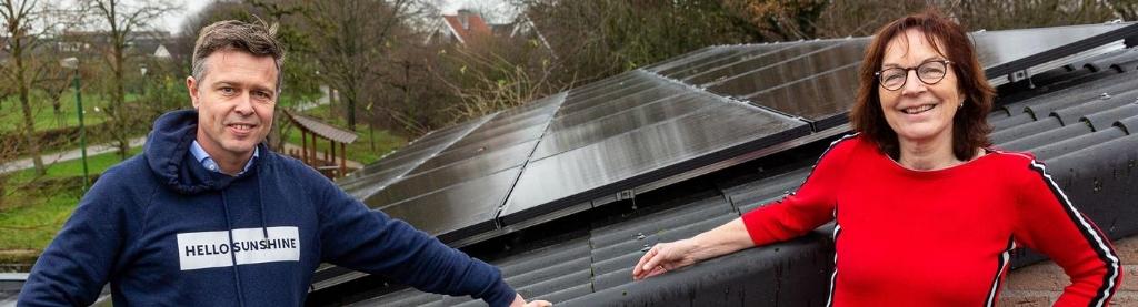 Henny Sikken en Gijs van de Laar Provincie Utrecht © BDU media