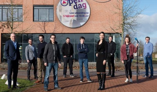 Lek en Linge Culemborg is klaar voor live-uitzending tijdens de Open dag op 5 februari.
