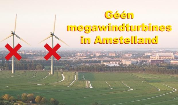Windmolens Nee in Amstelland