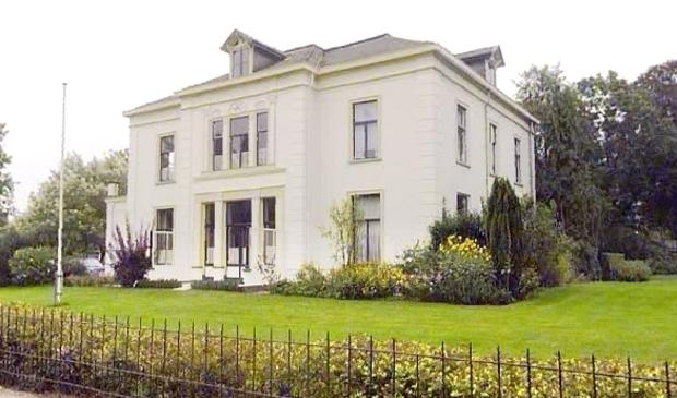 <p>Villa Erica, waar de exposities van De Kijkdoos in Bennekom plaatsvinden.</p>