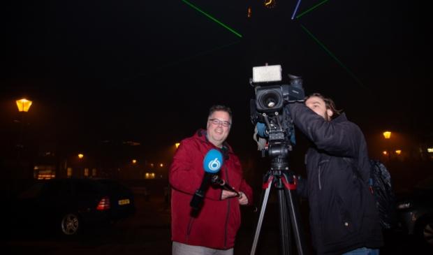 <p>Lasershow Barneveld en Voorthuizen</p>