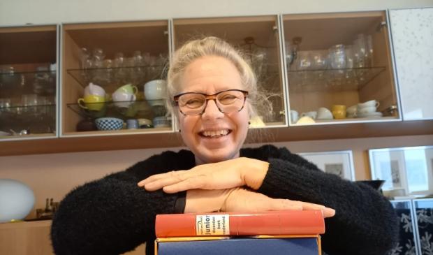 <p>Anneke Maas is taalmaatje: ,,Het gaat om meer dan alleen de taal leren.&quot;</p>