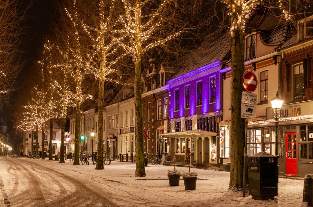 Winter in Wijk Niko Abrahamsen © BDU media