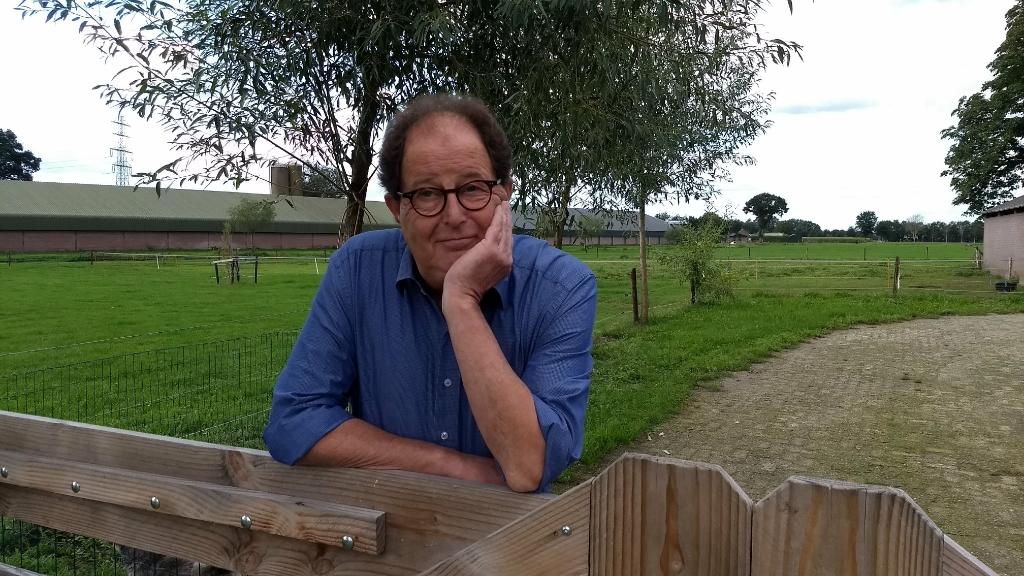Dorpsdichter Pieter van Heiningen. T.P.H. van Manen © BDU media