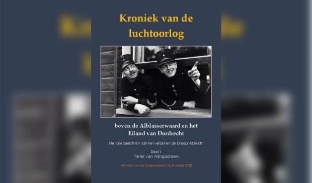 <p>Het boek van Pieter van Wijngaarden verschijnt op 5 mei</p>