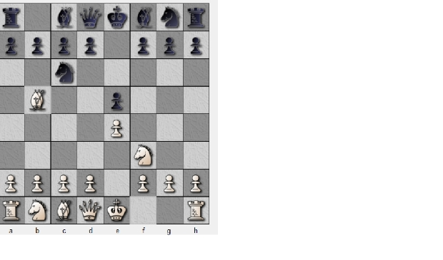 Spaanse opening in het schaken