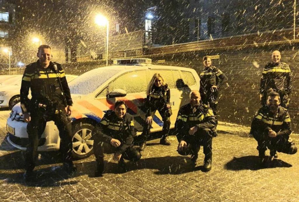 Politie Amersfoort  © BDU media
