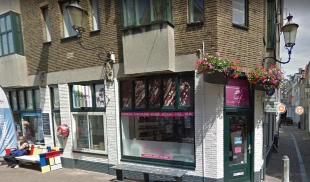 <p>De Amersfoortse chocoladewinkel Sweet Sisters ging eind februari permanent dicht.</p>
