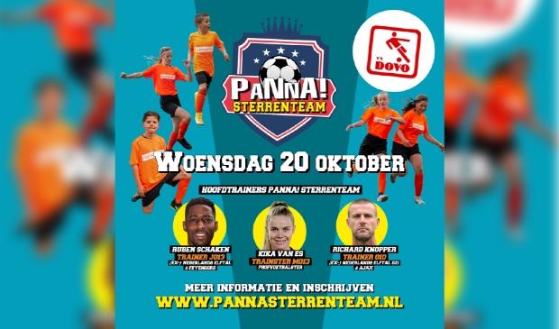 uitnodiging PANNA Sterrenteam
