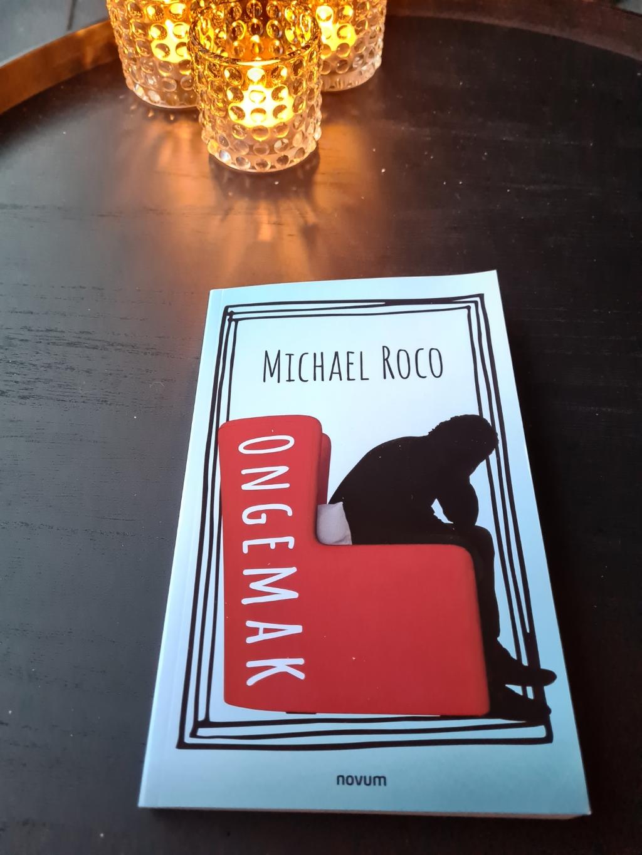 De voorkant van het boek Michael Roco © BDU media