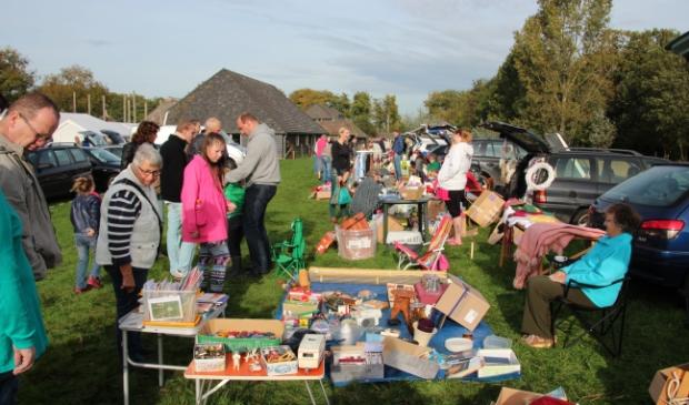 <p>Zaterdag 23 oktober is er een kofferbakverkoop en kleedjesmarkt bij het Boerderijmuseum in Oldebroek.</p>