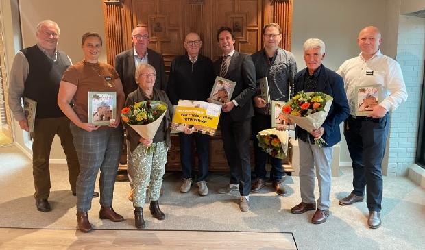 <p>Het historisch verzamelalbum van Harderwijk is een mooie coproductie van alle betrokkenen.</p>