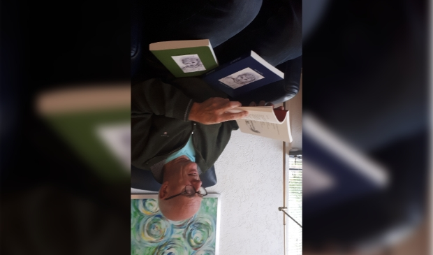 Joep leest in zijn laatste bundel