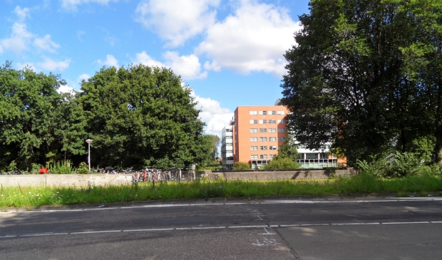 Entrada vanaf Van der Madeweg