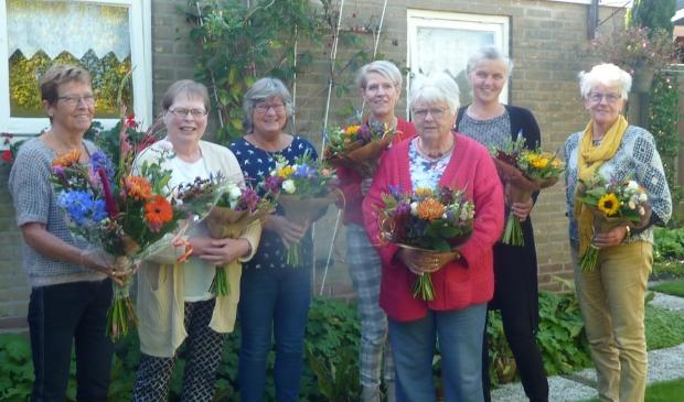 <p>Deze jubilarissen collecteren al 25 jaar in de gemeente Elburg en Oostendorp.</p>