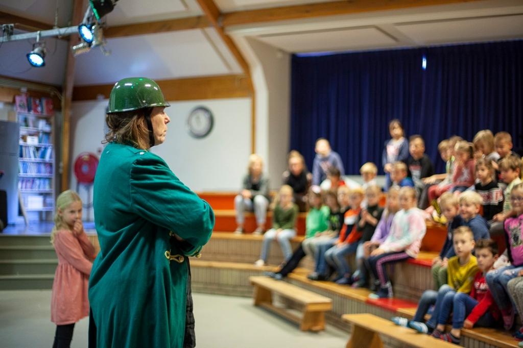 Leestheater C. Westrate © BDU media