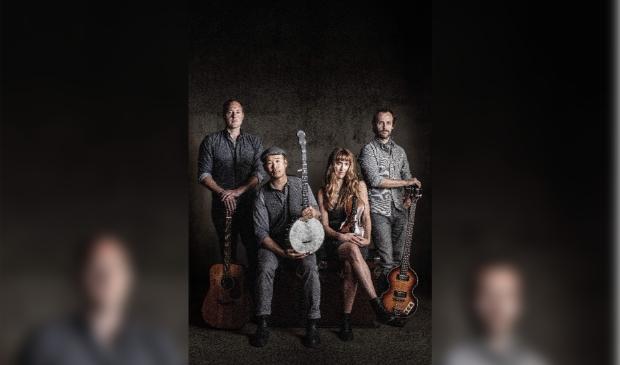 De Canadese folkrock band The Fugitives treedt woensdag 20 oktober op bij Live Stage Marnix op Boerderij Hoekelum.