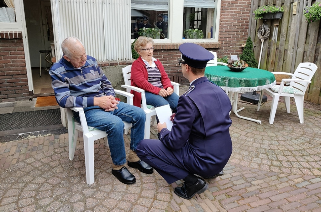 Job Boom wordt gehuldigd Thieme Wels © BDU media