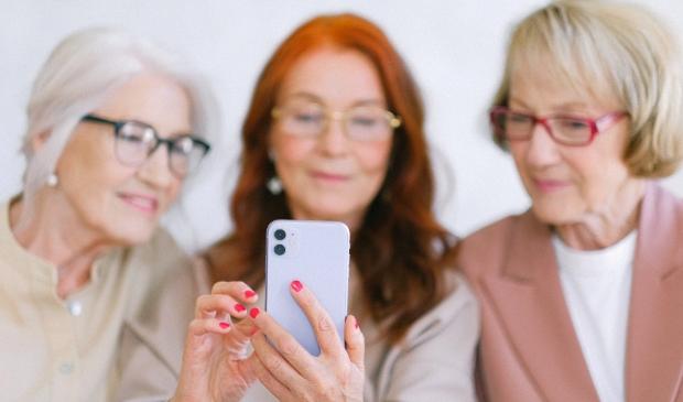 Appgebruik onder ouderen in de lift