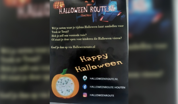 Halloweenroute