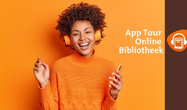 Ontdek de online Bibliotheek-app