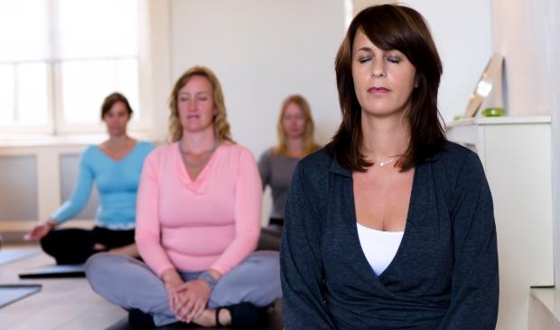 Mindfulness training balansante