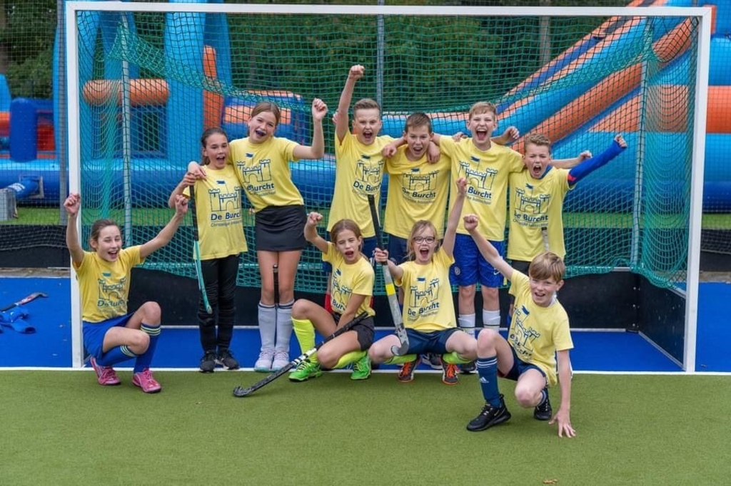 Organisatie Schoolhockey © BDU media
