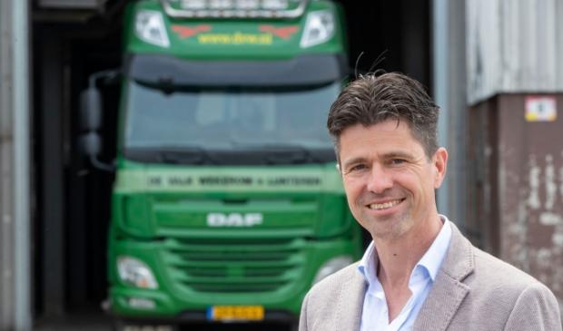 Directeur Martin Directeur Vervoorn is bijzonder ingenomen met de erkenning van de NVWA.