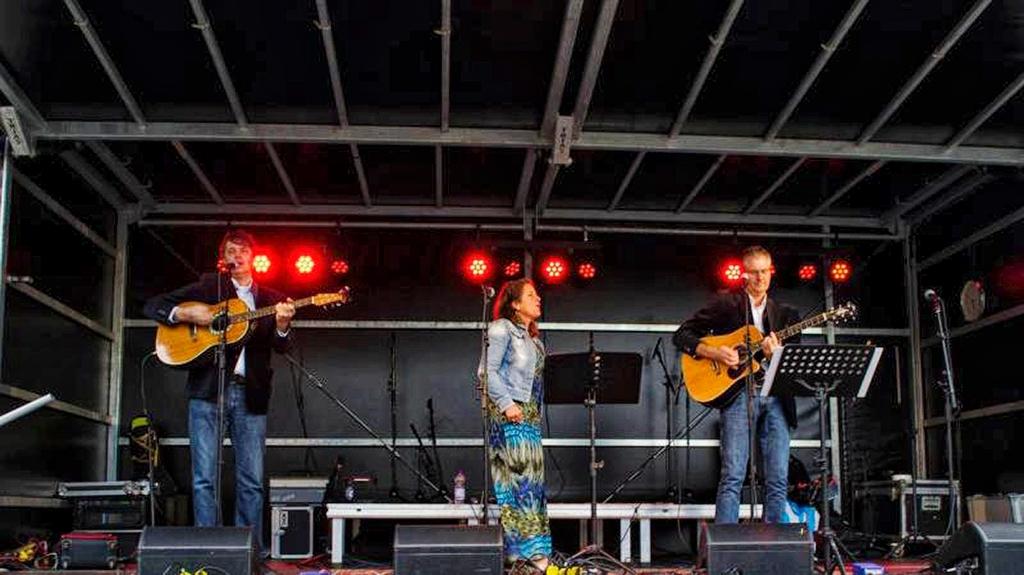 Trio Tiemstra & Poort & De Jongh, zondag 17 oktober in Artishock. Trio Tiemstra & Poort & de Jongh © BDU media