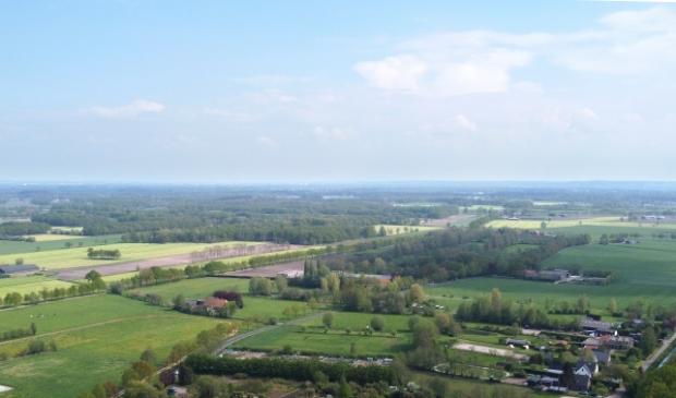 <p>Windalarm Leusden wil geen beweging van windmolens of glas van zonnepanelen in het landschap.&nbsp;&nbsp;</p>