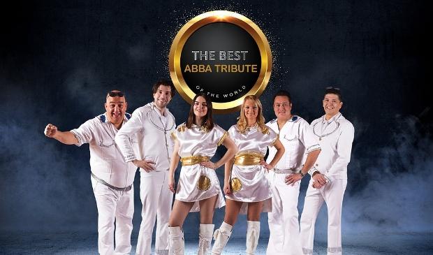 <p>The Best ABBA Tribute speelt op het podium van De Noot op zaterdag 23 oktober. &nbsp;</p>