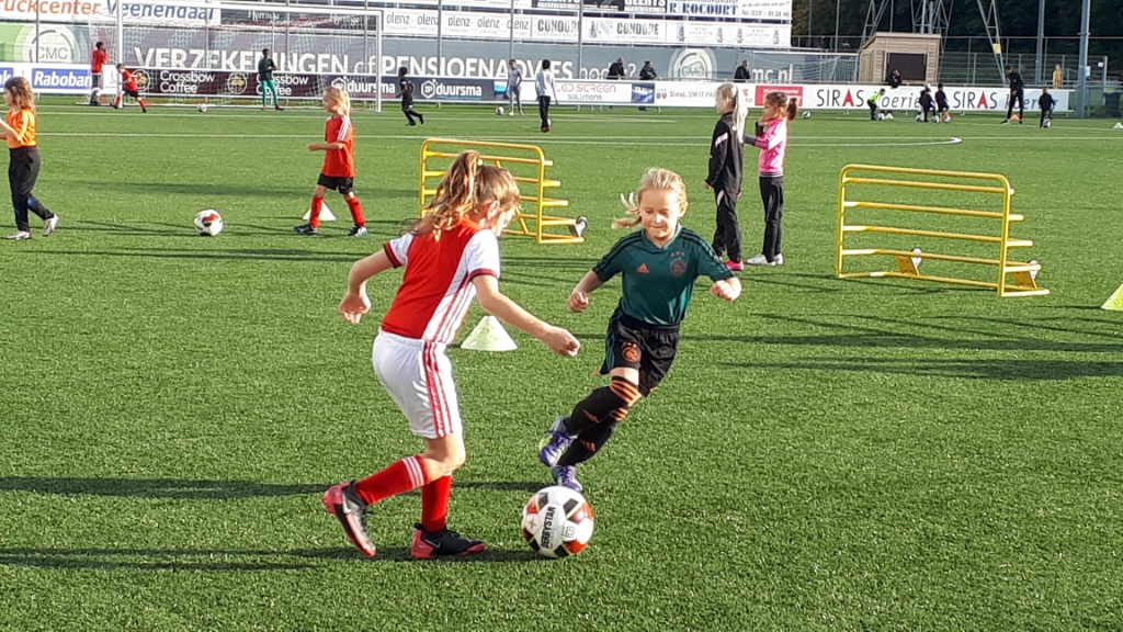 Training woensdagmiddag J. van Velthuizen © BDU Media