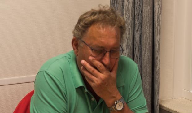 Wout Boer klopte de clubkampioen