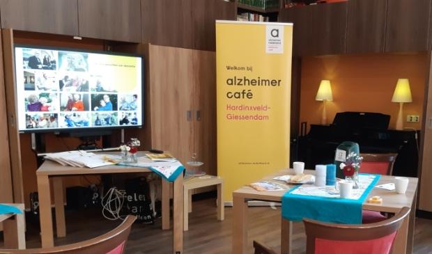 Alzheimercafe Hardinxveld Giessendam