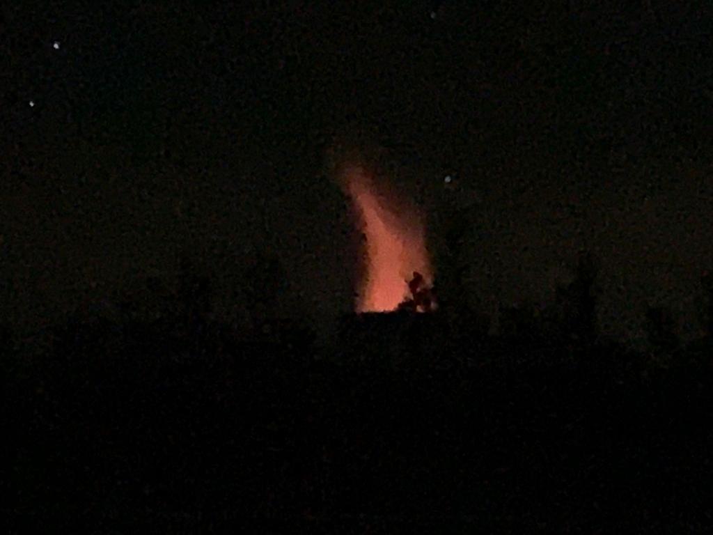 vlam in de nacht Douwe Meijer © BDU Media