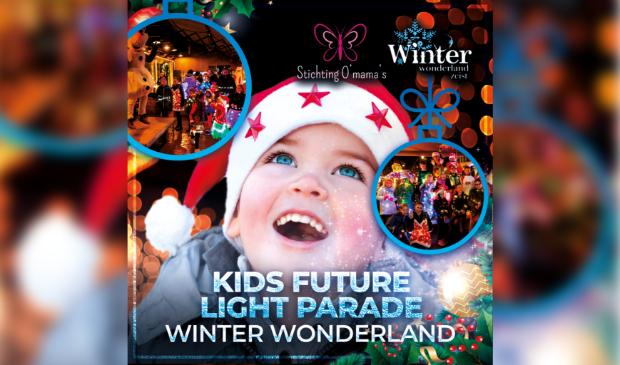 Kids Future Light parade